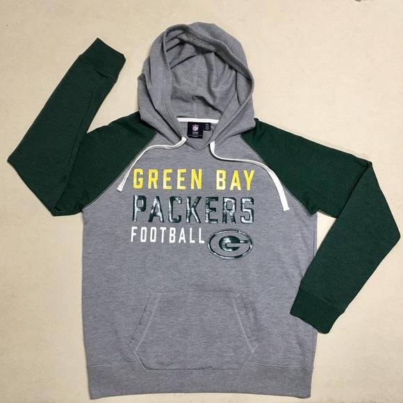 67c5dfdf Green Bay Packers - Women's NFL Hoodie 🏈